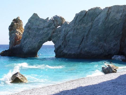 Αυτό είναι το ελληνικό νησί που προτιμούν οι Rolling Stones για τις διακοπές τους