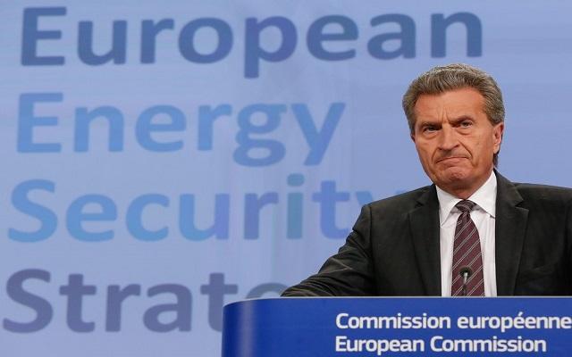 Σχέδια της Κομισιόν για την ενεργειακή ασφάλεια της Ε.Ε.
