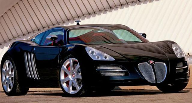 Η Jaguar των 2,8 εκατ. ευρώ