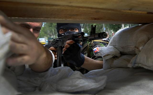 Μάχες στο Ντονέτσκ εν μέσω «πολέμου» για το φυσικό αέριο