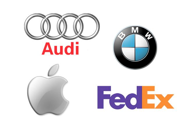 Τα «κρυφά» μηνύματα πίσω από τα λογότυπα εταιρειών