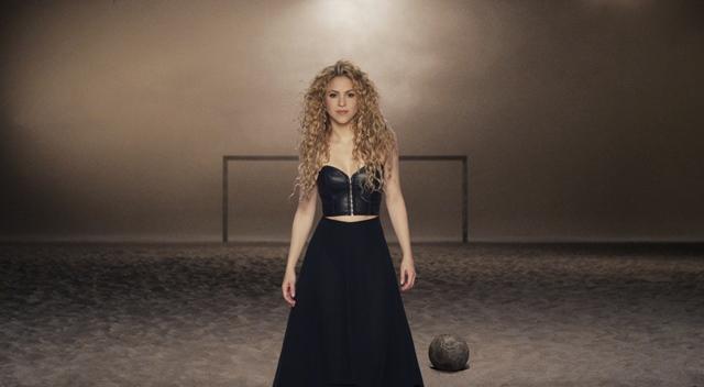 Η Shakira «σκοράρει» με το Activia
