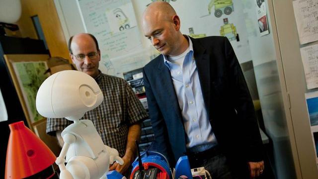 Τζίμι: Το ρομπότ της Intel