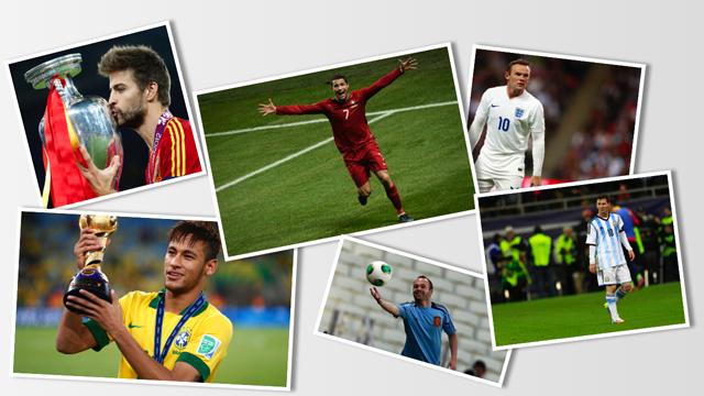 Τα δέκα «αγαπημένα» ποδοσφαιρικά αστέρια των χορηγών