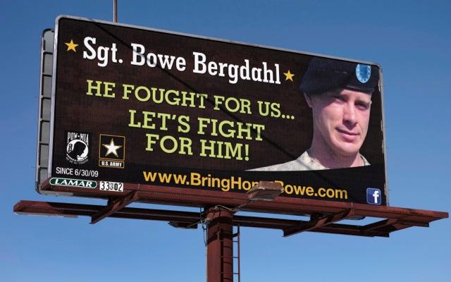 Σε πάτρια εδάφη επέστρεψε ο Αμερικανός λοχίας Μπέργκνταλ