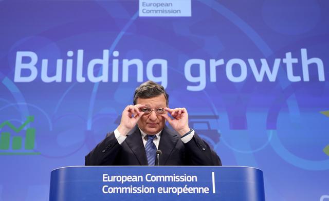 «Άνιση και εύθραυστη» η ανάπτυξη στην Ε.Ε. ως το 2015