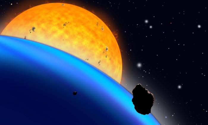 Αστρονόμοι ανακάλυψαν τη «μέγα-Γη»