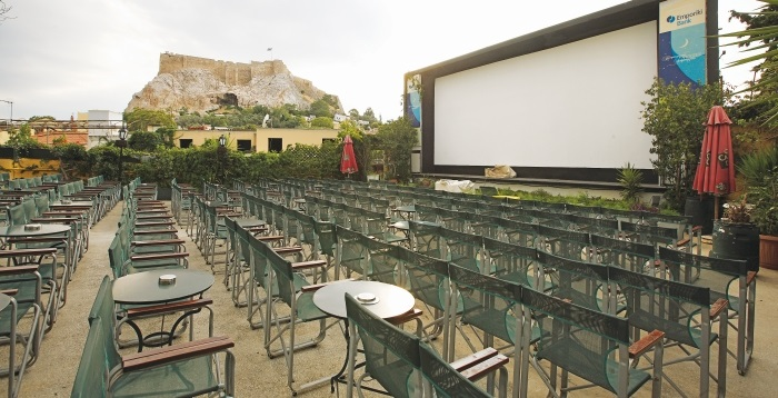 Δύο ελληνικά θερινά σινεμά στα δέκα καλύτερα της Ευρώπης