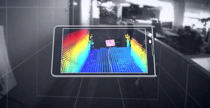 Οι ταμπλέτες της Google χορεύουν ταγκό