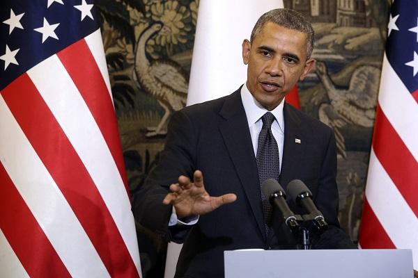 Μπαράκ Ομπάμα: «Δεν υπάρχει έλεγχος σε αυτή τη χώρα»