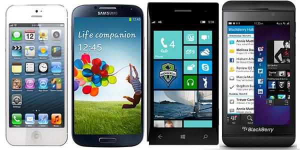 Μειώνεται ο ρυθμός ανάπτυξης της αγοράς των smartphones