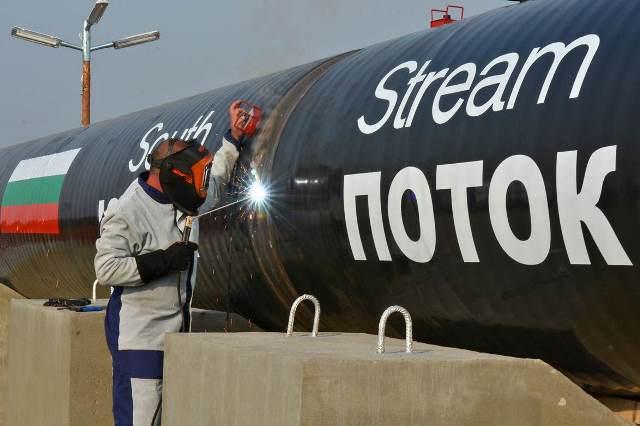 Η Βουλγαρία «παγώνει» τον South Stream