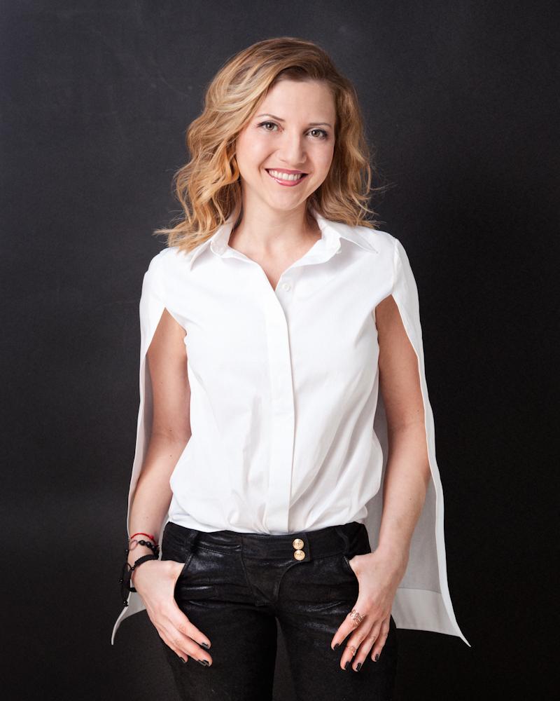 H Μαριλένα Νιτσιάκου, εμπορική διευθύντρια της εταιρείας.