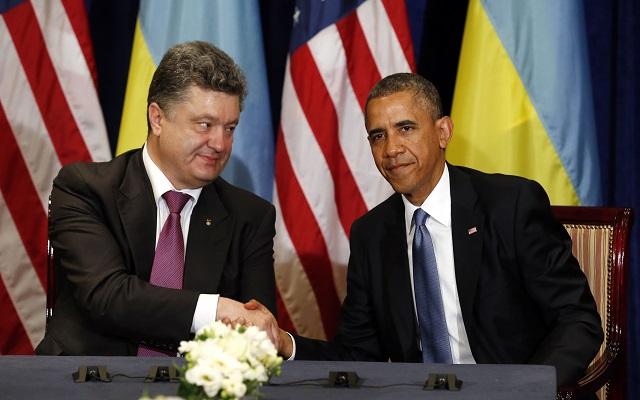 «Έδωσαν τα χέρια» ΗΠΑ-Ουκρανία
