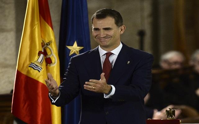 Μια «ενωμένη και διαφορετική» Ισπανία θέλει ο πρίγκιπας Φελίπε