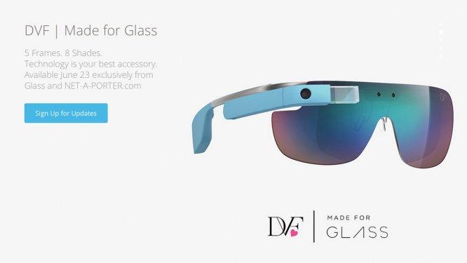 Τα Google Glass διαθέσιμα στο μεγαλύτερο γυναικείο κατάστημα