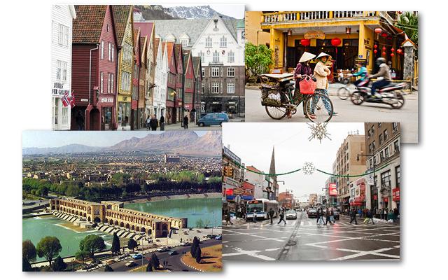 Οι καλύτερες «άγνωστες» πόλεις του κόσμου