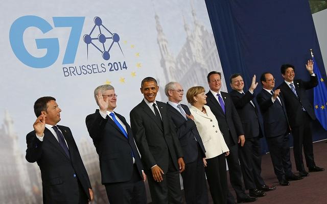 Νέο «ψυχροπολεμικό μέτωπο» Ρωσίας και G7