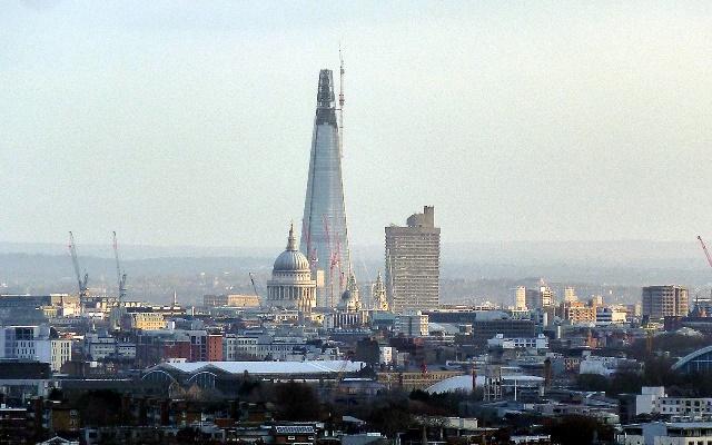 Εκκενώθηκε ο ψηλότερος ουρανοξύστης στο Λονδίνο