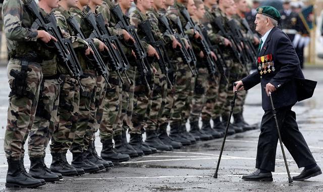 Εβδομήντα χρόνια από την απόβαση στη Νορμανδία
