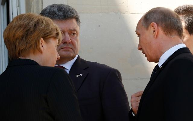 Κρίσιμες συναντήσεις Πούτιν με Ομπάμα και Ποροσένκο στη Γαλλία