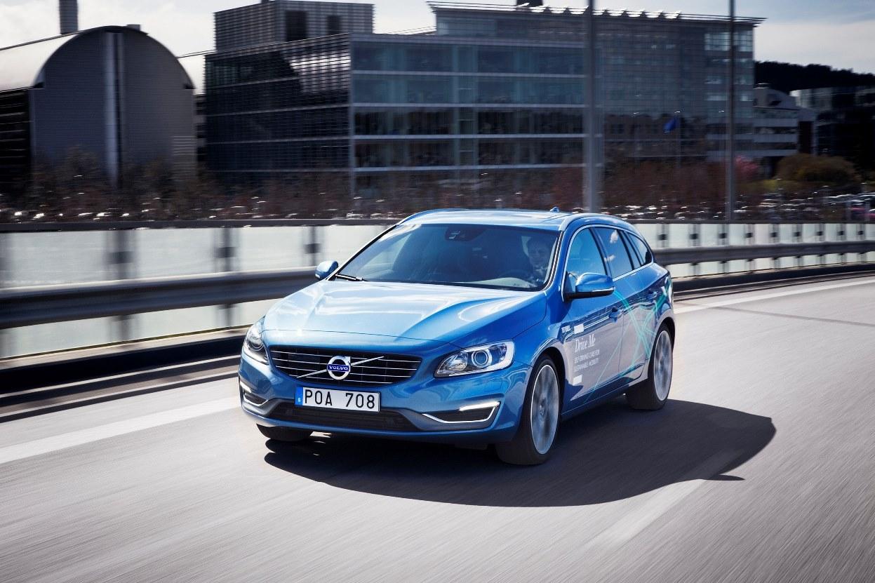 Πρόγραμμα αυτόνομης οδήγησης από τη Volvo