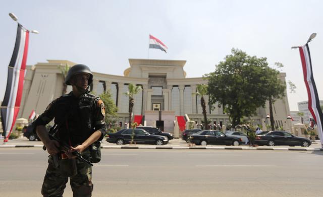 Ορκίστηκε ο νέος πρόεδρος της Αιγύπτου