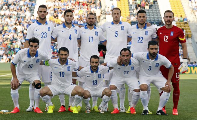 Η FIFA παρουσιάζει την Εθνική Ελλάδος