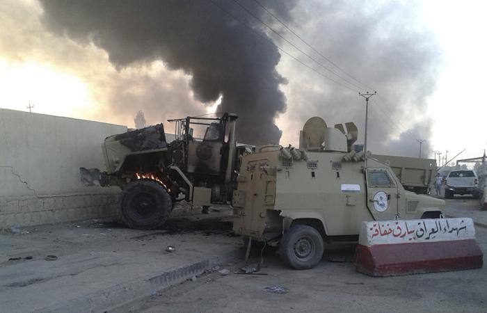 Πλησιάζουν την Βαγδάτη οι ισλαμιστές αντάρτες