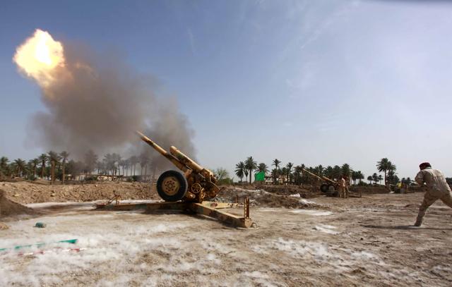 Αεροπορικοί βομβαρδισμοί και χάος στο Ιράκ