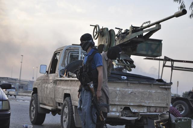 Το «χαλιφάτο» του ISIL