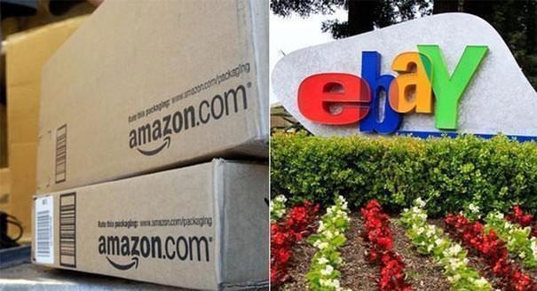 H Amazon συνεχίζει τον πόλεμο με το eBay