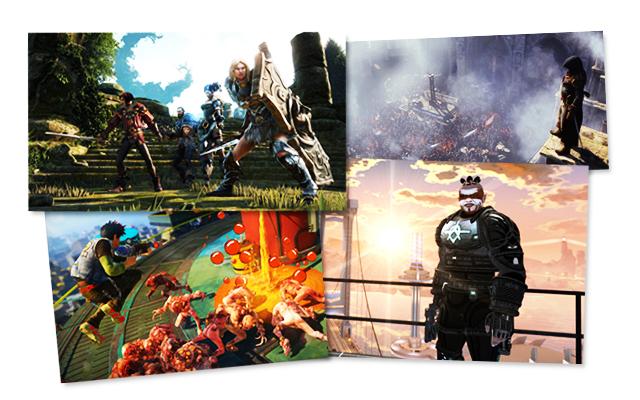 Έρχονται τα νέα παιχνίδια για Xbox One
