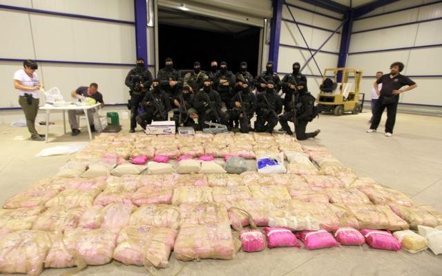 Ηρωίνη αξίας 30 εκατ. ευρώ εντόπισε το Λιμενικό Σώμα