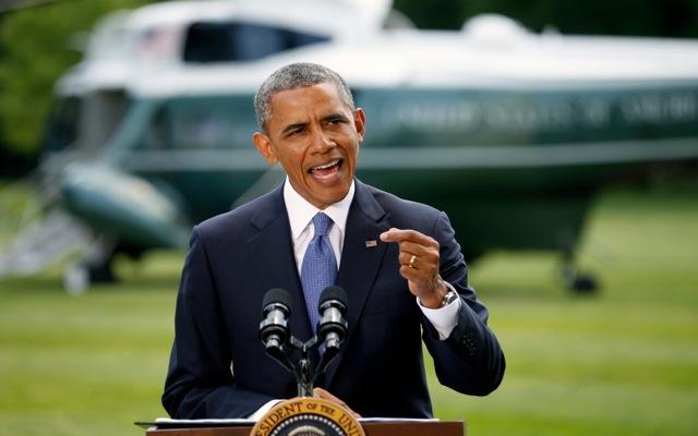 Αποκλείει την αποστολή χερσαίων δυνάμεων στο Ιράκ ο Ομπάμα