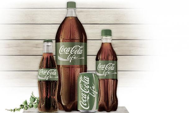 Coca-Cola με στέβια: Το νέο στοίχημα της εταιρείας