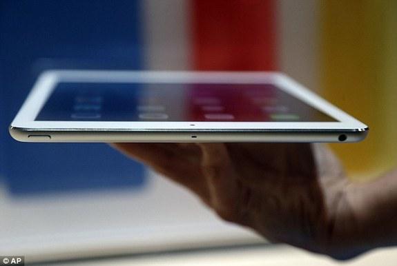 Ξεκινά η παραγωγή των νέων iPad Air