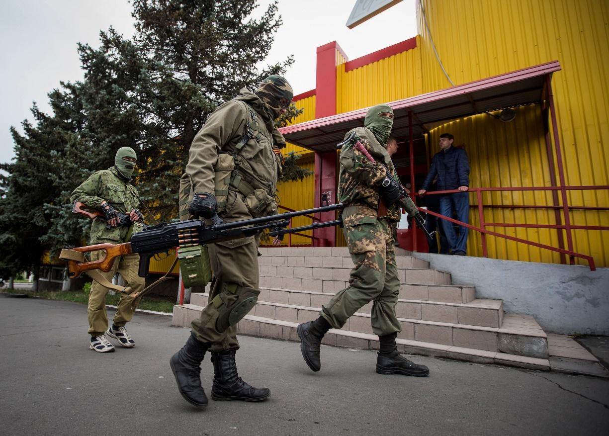 Ουκρανία: Κατάρριψη αεροσκάφους από αυτονομιστές με 49 νεκρούς