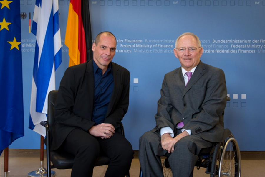 Βερολίνο: Καμία συζήτηση για τρίτο πακέτο στην Ελλάδα