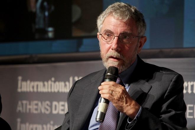 Κρούγκμαν: «Καλύτερα η Ελλάδα να εγκαταλείψει την Ευρωζώνη»