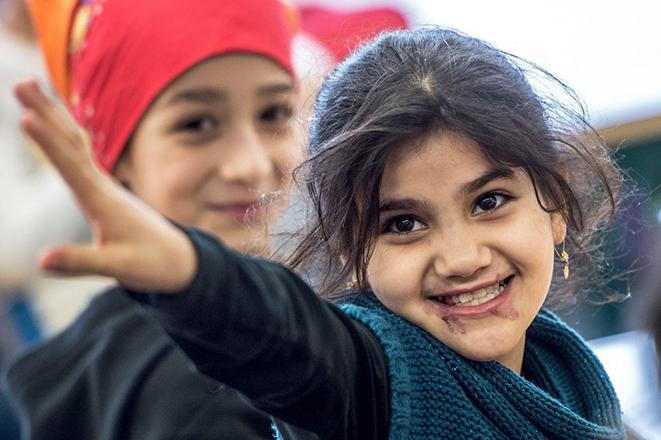 Άσυλο σε περισσότερο από μισό εκατομμύριο πρόσφυγες δόθηκε από την ΕΕ το 2017