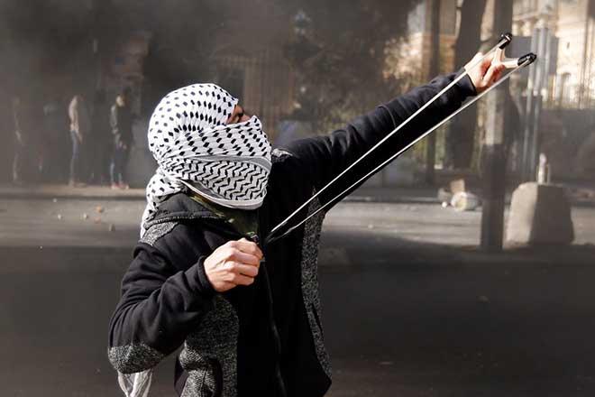 Αναβρασμός στη Μέση Ανατολή- Συνεχίζονται οι βίαιες διαδηλώσεις των Παλαιστινίων