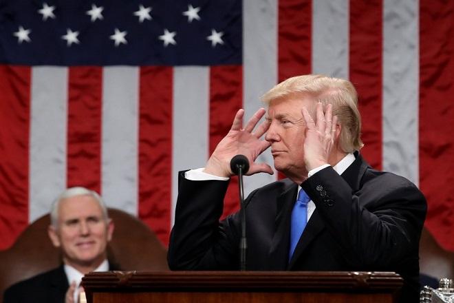 Τελικά σημείωσε η ομιλία του Τραμπ τη μεγαλύτερη τηλεθέαση στην ιστορία;