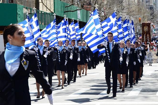 Ακυρώνονται οι στρατιωτικές και μαθητικές παρελάσεις της 25ης Μαρτίου
