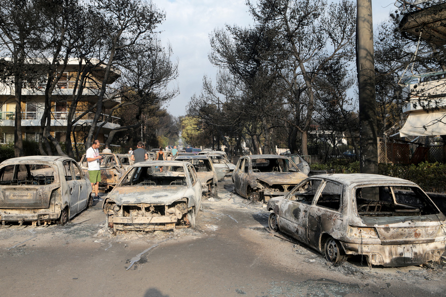 Ποινικές διώξεις σε βάρος 20 ατομών για την τραγωδία στο Μάτι -Μεταξύ αυτών Δούρου-Ψινάκης