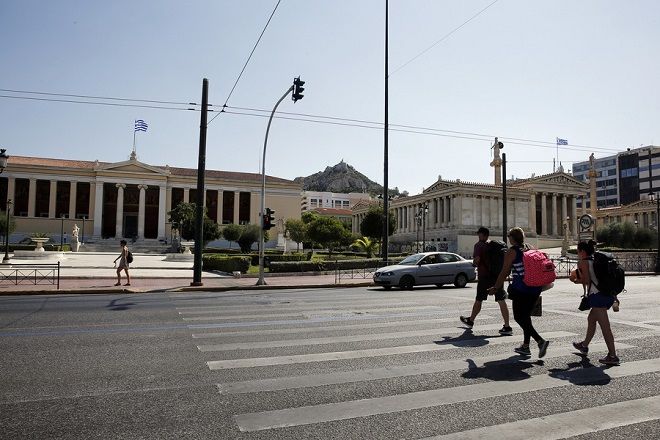 Το νέο δίκτυο ποδηλατοδρόμων της Αθήνας
