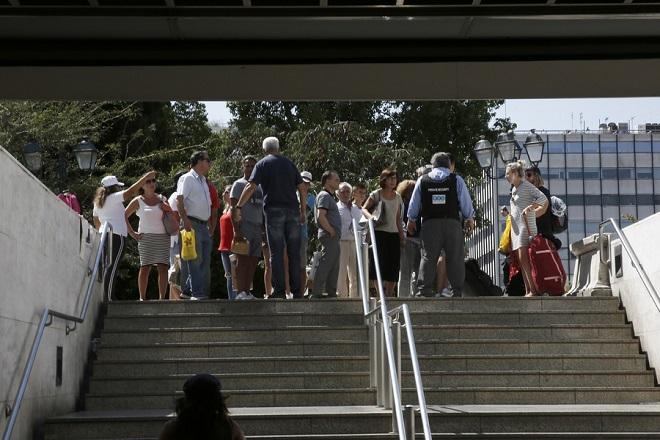 Μετρό: Στάσεις εργασίας εργαζομένων Πέμπτη και Παρασκευή