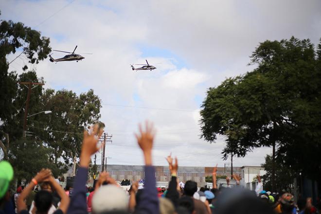 Νέες απειλές Τραμπ για κλείσιμο των συνόρων με το Μεξικό – Στα πρόθυρα ανθρωπιστικής κρίσης η Τιχουάνα