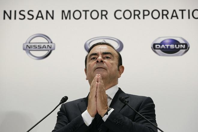 Οι αντιδράσεις της Nissan στην «απόδραση» του Κάρλος Γκοσν