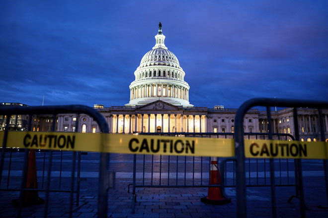 Moody's: Ένα δεύτερο shutdown θα προκαλούσε τεράστια ζημιά στην οικονομία των ΗΠΑ